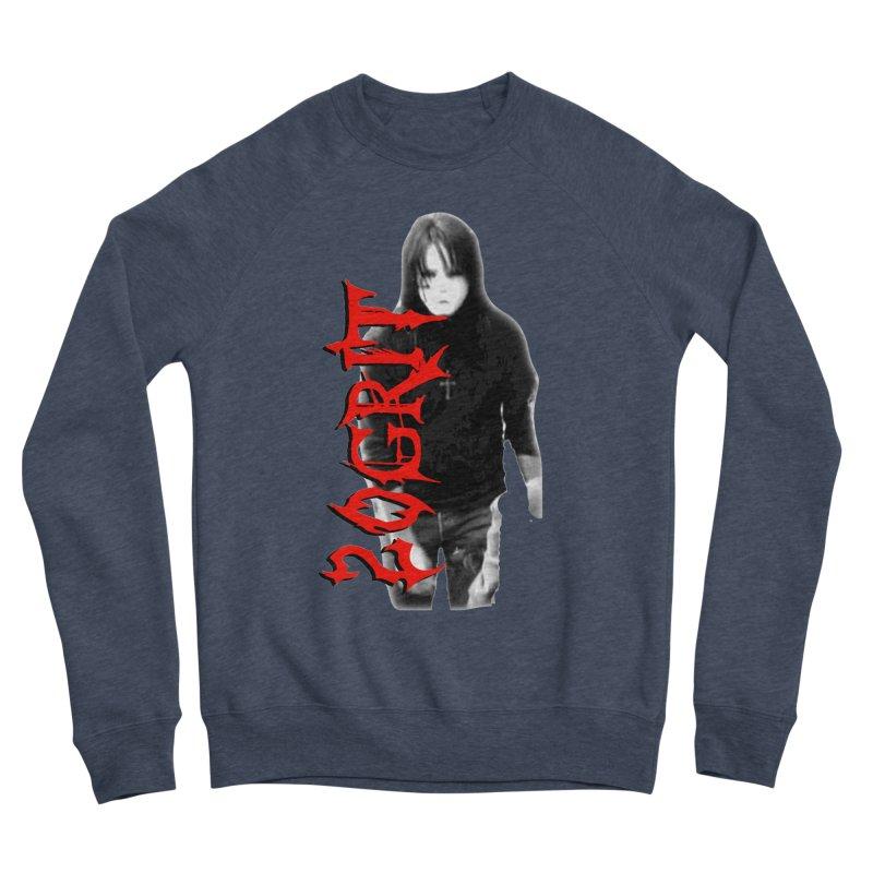 20GRIT - #27a Women's Sponge Fleece Sweatshirt by 20grit's Band Artist Shop