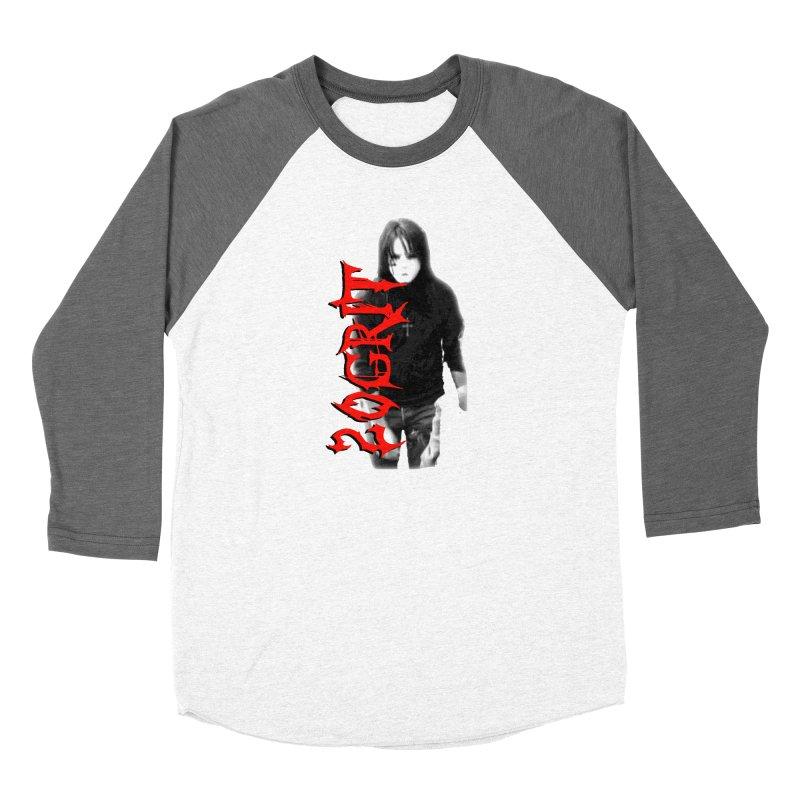20GRIT - #27a Women's Longsleeve T-Shirt by 20grit's Band Artist Shop