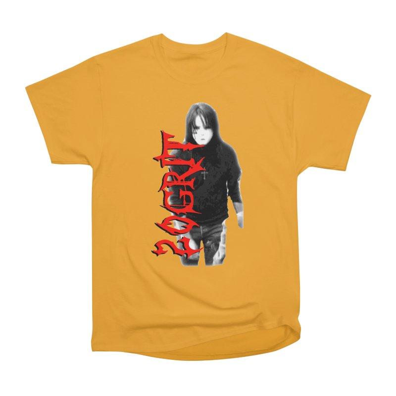 20GRIT - #27a Men's Heavyweight T-Shirt by 20grit's Band Artist Shop