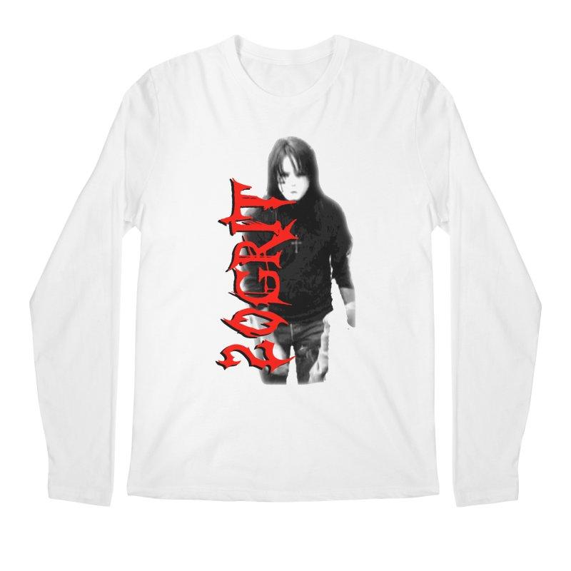 20GRIT - #27a Men's Regular Longsleeve T-Shirt by 20grit's Band Artist Shop