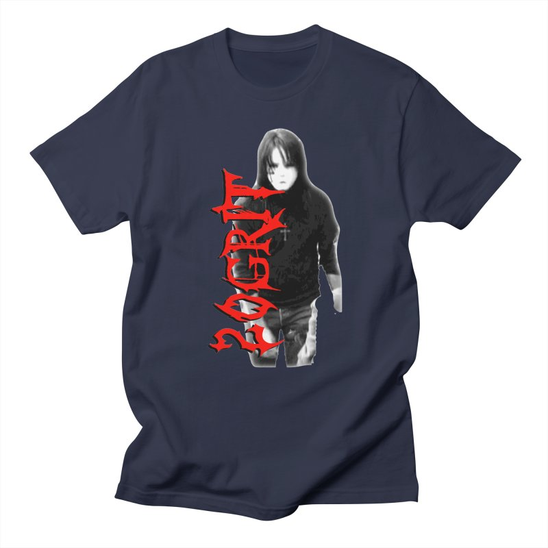 20GRIT - #27a Men's Regular T-Shirt by 20grit's Band Artist Shop