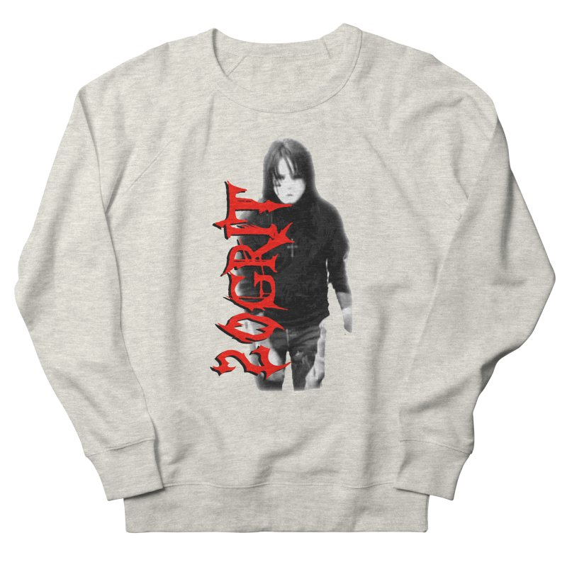 20GRIT - #27a Women's French Terry Sweatshirt by 20grit's Band Artist Shop