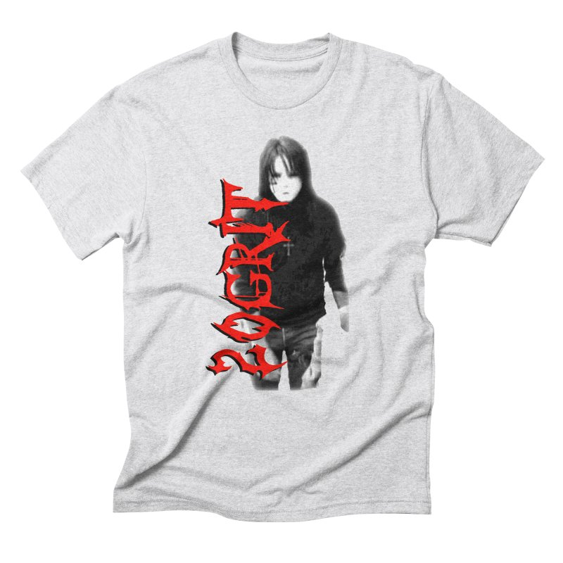 20GRIT - #27a Men's Triblend T-Shirt by 20grit's Band Artist Shop