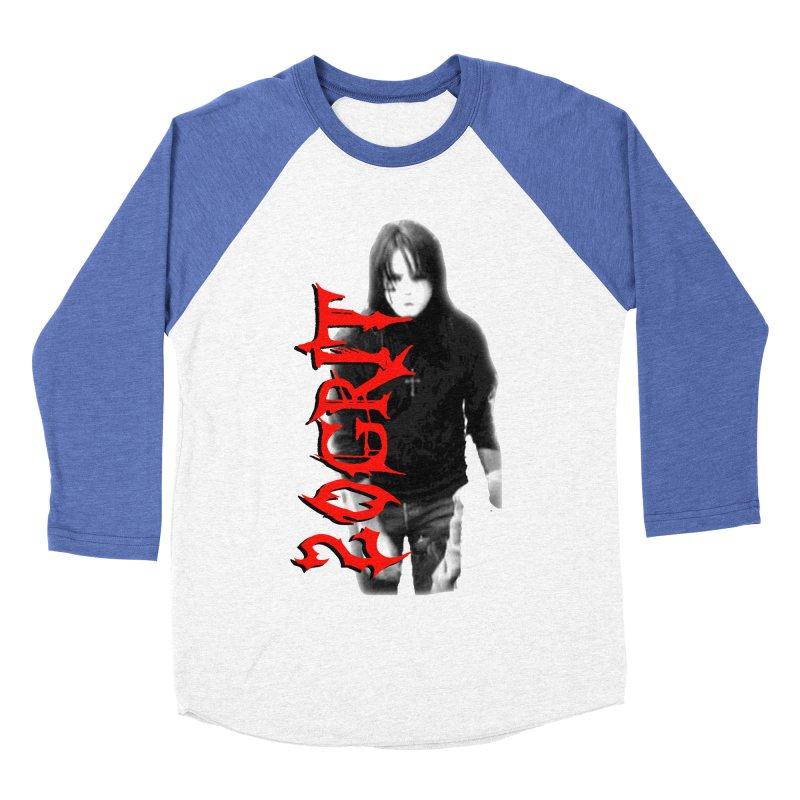 20GRIT - #27a Men's Baseball Triblend Longsleeve T-Shirt by 20grit's Band Artist Shop