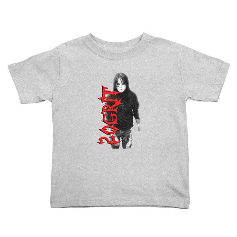 20GRIT - #27a Kids Toddler T-Shirt by 20grit's Band Artist Shop
