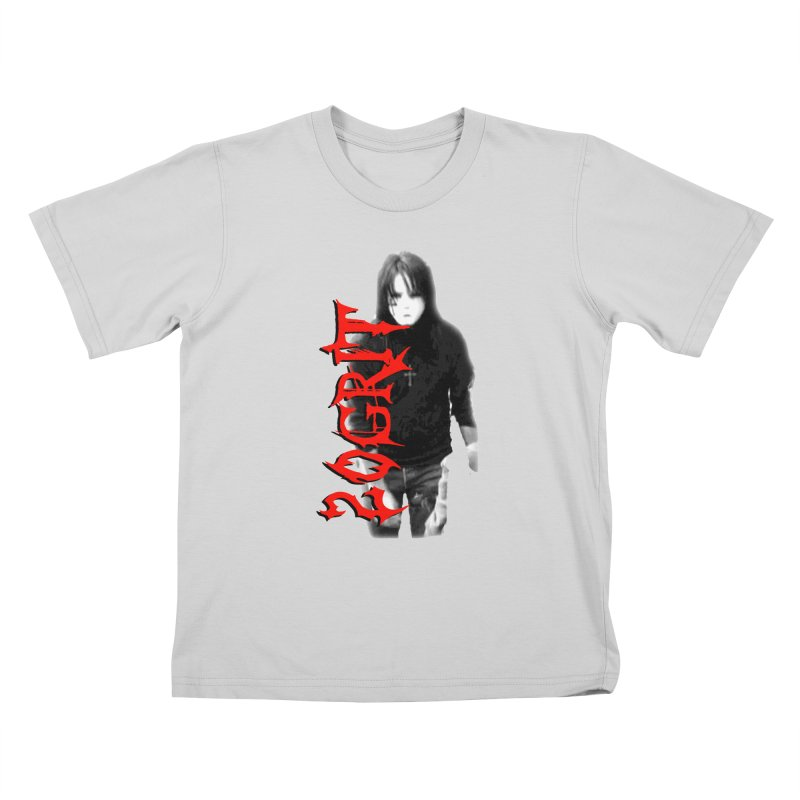 20GRIT - #27a Kids T-Shirt by 20grit's Band Artist Shop