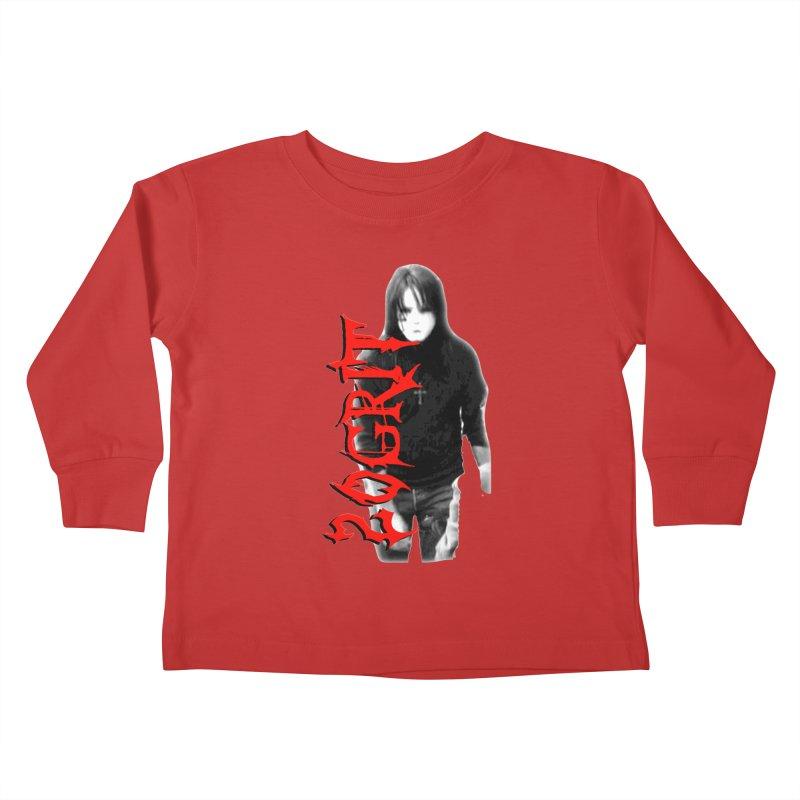20GRIT - #27a Kids Toddler Longsleeve T-Shirt by 20grit's Band Artist Shop