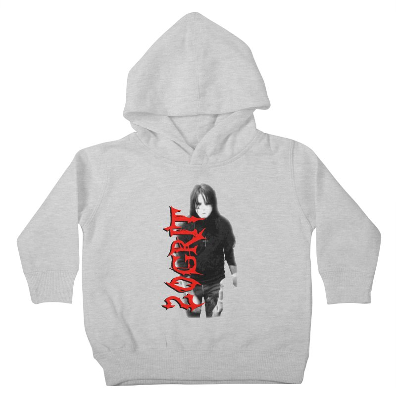 20GRIT - #27a Kids Toddler Pullover Hoody by 20grit's Band Artist Shop