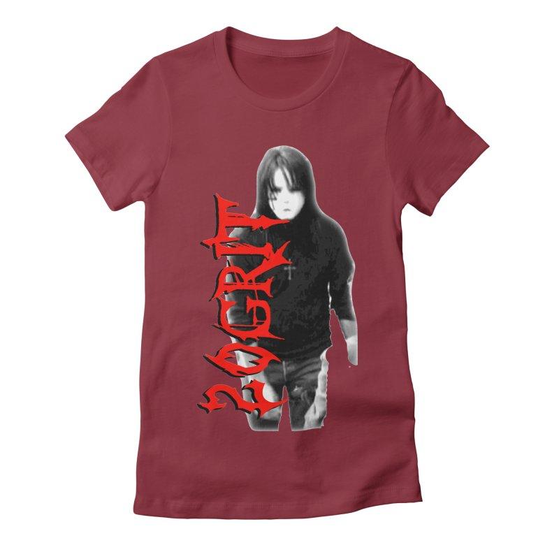20GRIT - #27a Women's T-Shirt by 20grit's Band Artist Shop