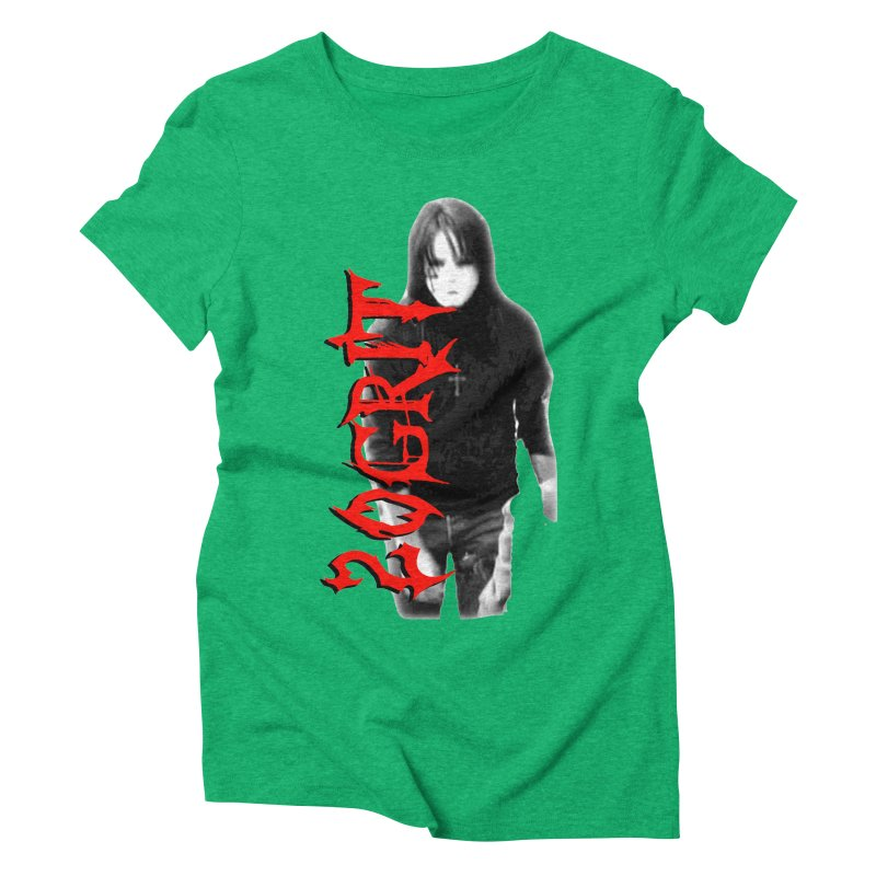 20GRIT - #27a Women's Triblend T-Shirt by 20grit's Band Artist Shop