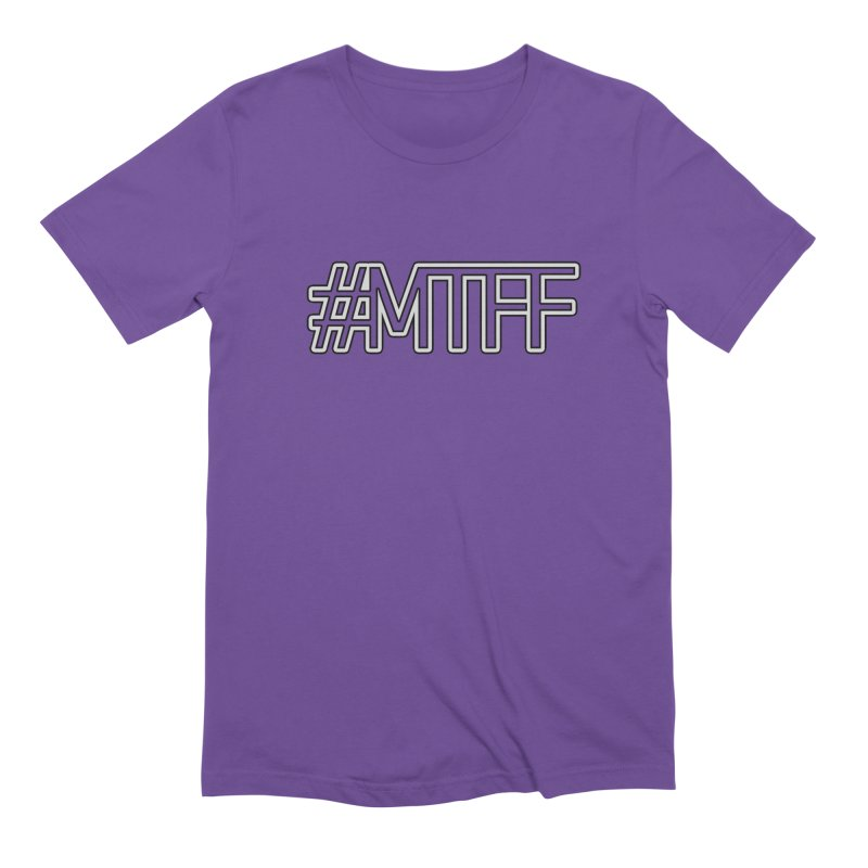 #MTFF Men's Extra Soft T-Shirt by 21 Squirrels Brewery Shop