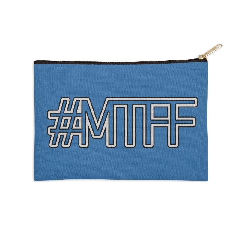 #MTFF Accessories Zip Pouch by 21 Squirrels Brewery Shop