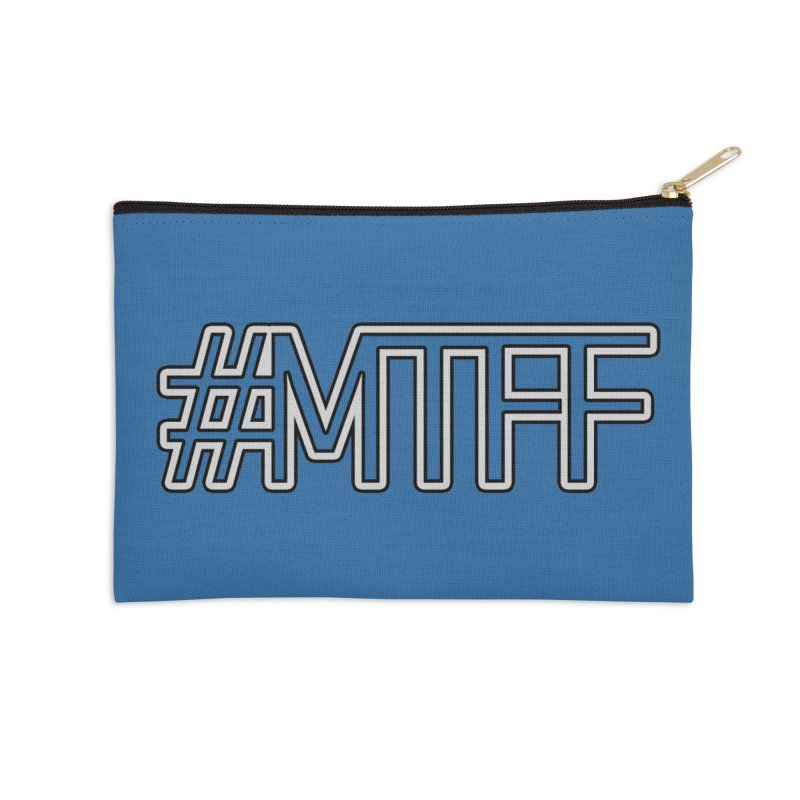 #MTFF Accessories Zip Pouch by 21 Squirrels Brewery Shop