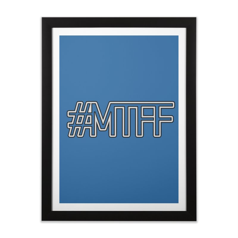 #MTFF Home Framed Fine Art Print by 21 Squirrels Brewery Shop