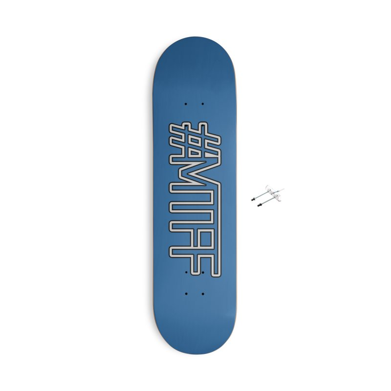 #MTFF Accessories With Hanging Hardware Skateboard by 21 Squirrels Brewery Shop