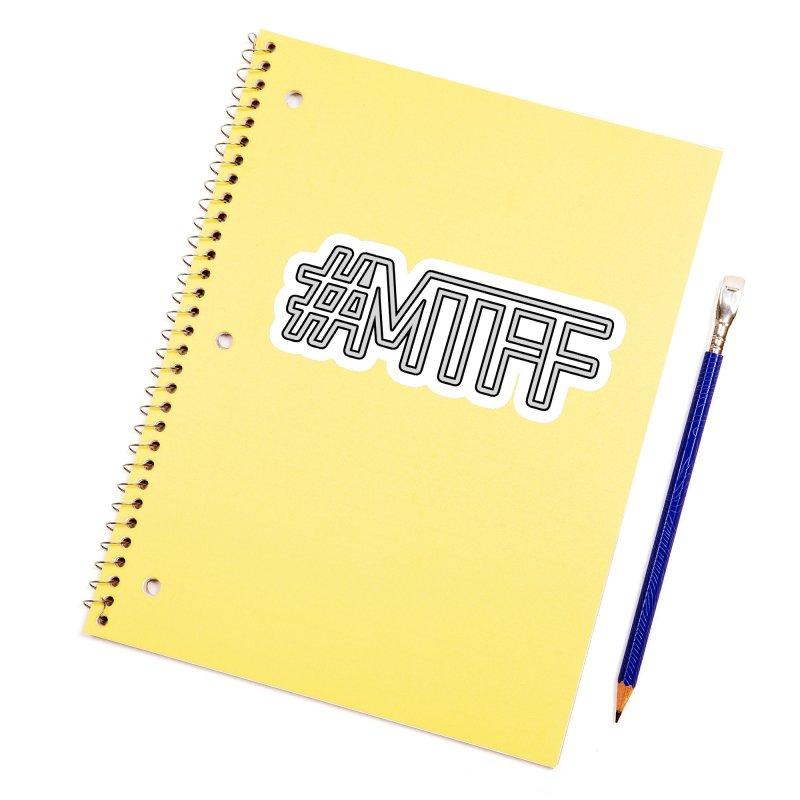 #MTFF Accessories Sticker by 21 Squirrels Brewery Shop