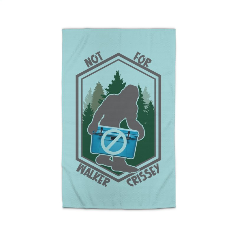 No Yeti For You Home Rug by 21 Squirrels Brewery Shop
