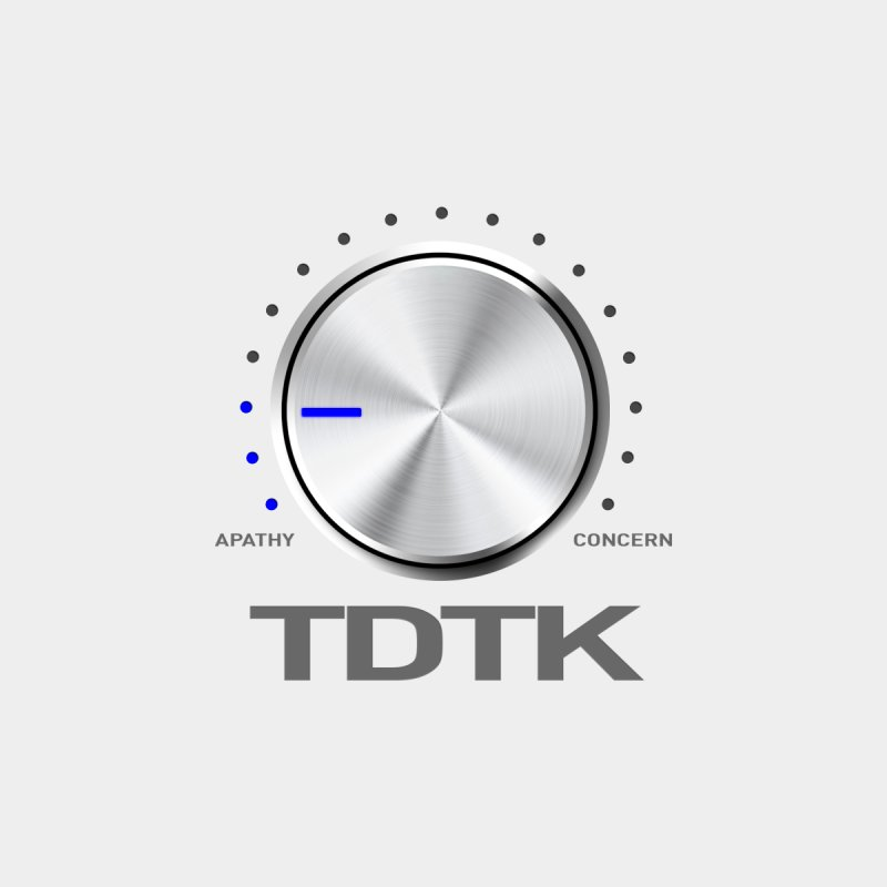 Turn Down The Knob - TDTK Accessories Sticker by 21 Squirrels Brewery Shop
