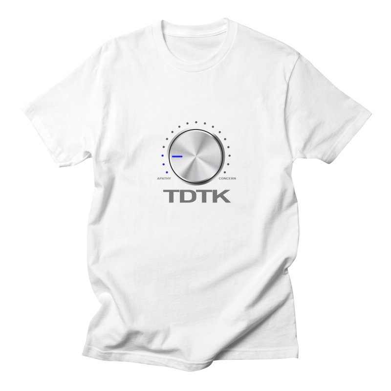 Turn Down The Knob - TDTK Women's Regular Unisex T-Shirt by 21 Squirrels Brewery Shop