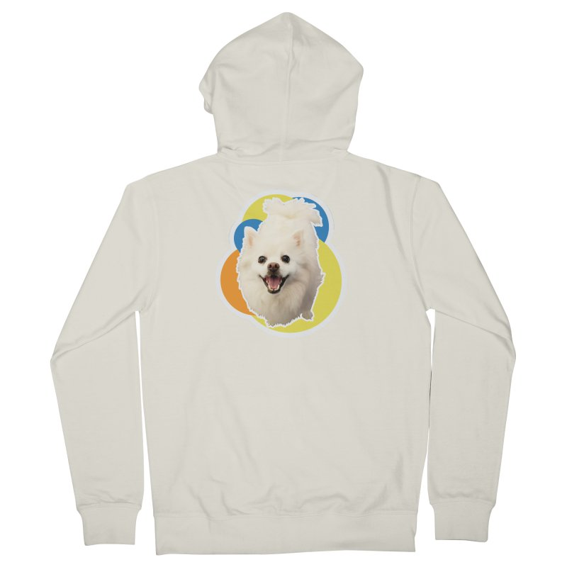 Connie is always happy Women's Zip-Up Hoody by 21 Squirrels Brewery Shop