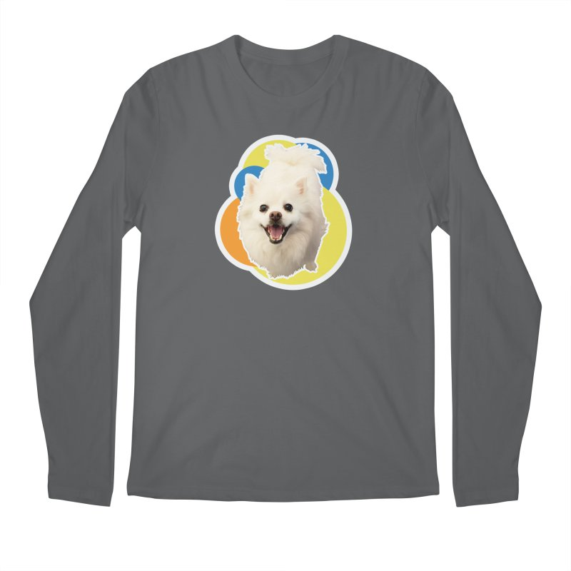 Connie is always happy Men's Longsleeve T-Shirt by 21 Squirrels Brewery Shop