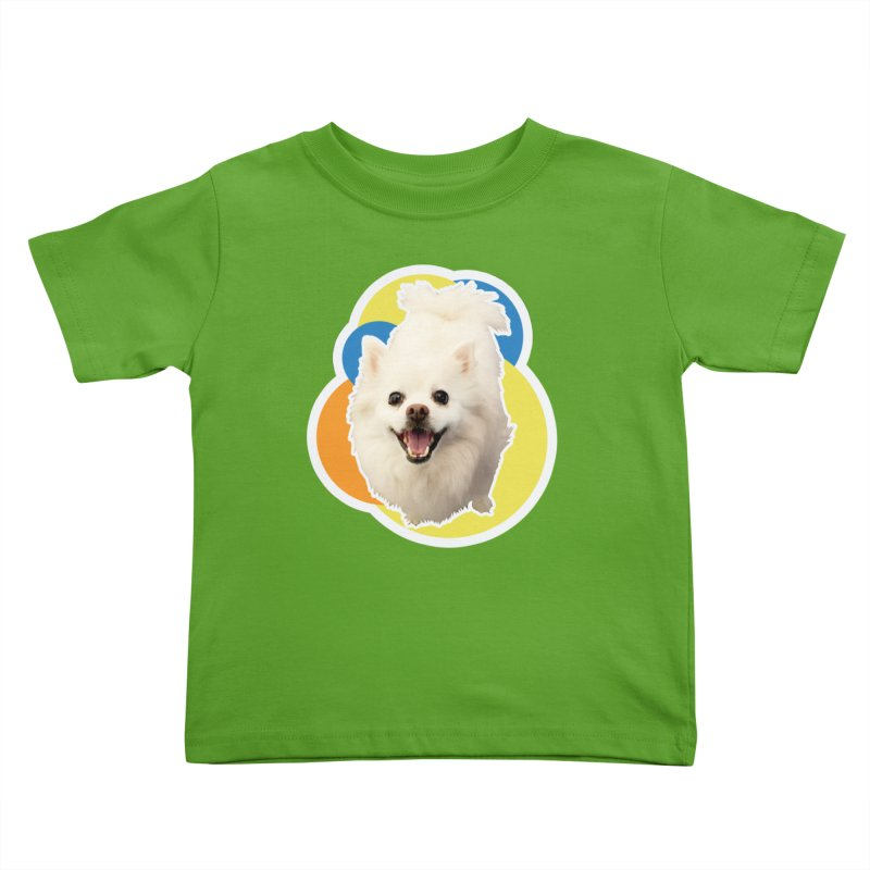 Connie is always happy Kids Toddler T-Shirt by 21 Squirrels Brewery Shop