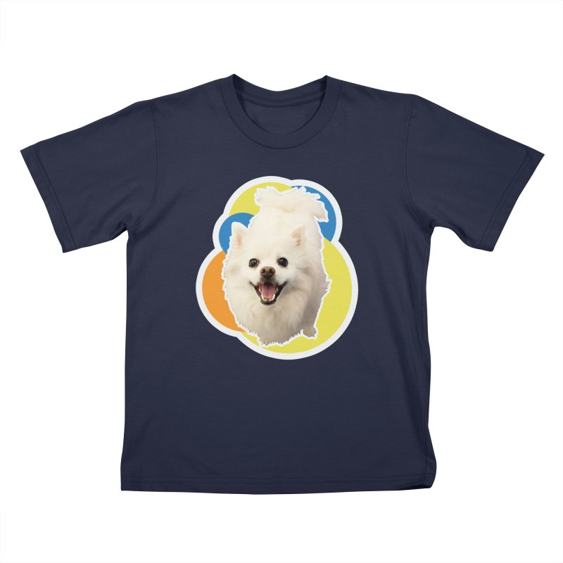Connie is always happy Kids T-Shirt by 21 Squirrels Brewery Shop