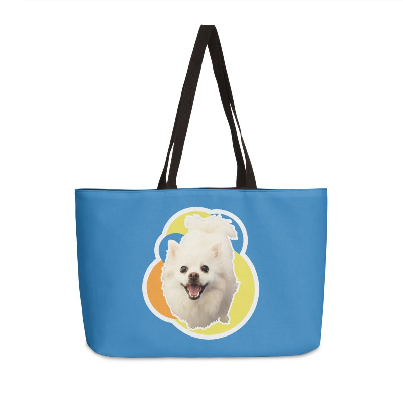 Connie is always happy Accessories Bag by 21 Squirrels Brewery Shop