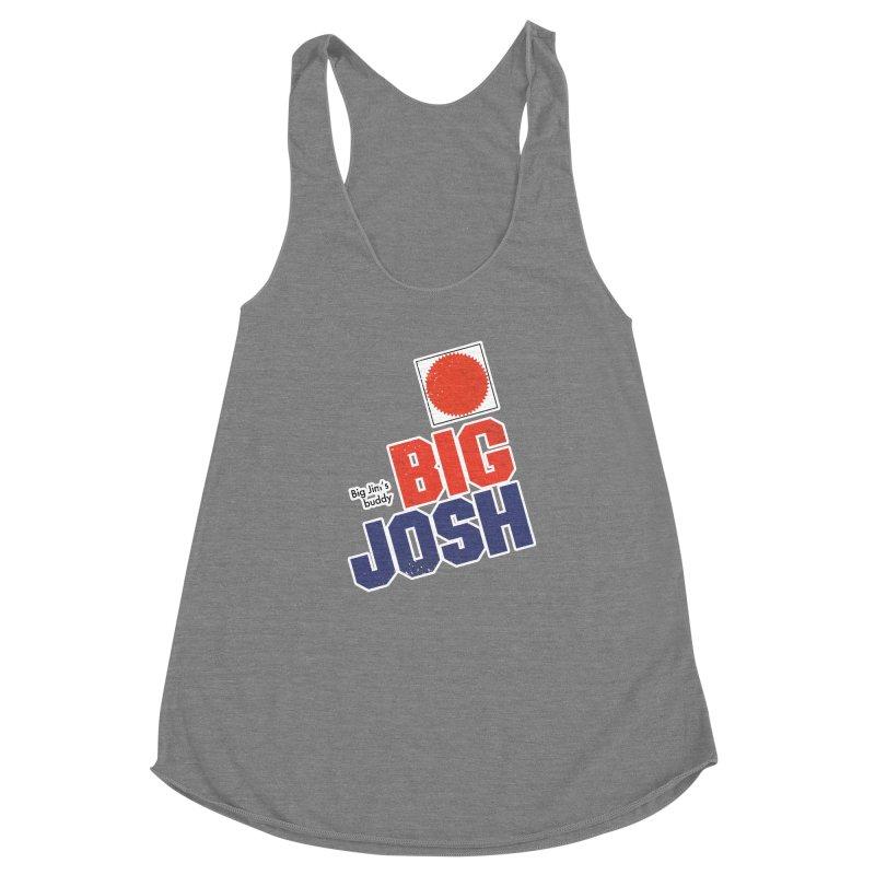Big Josh Women's Tank by 21 Squirrels Brewery Shop