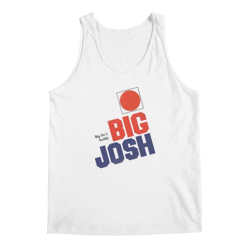 Big Josh Men's Tank by 21 Squirrels Brewery Shop