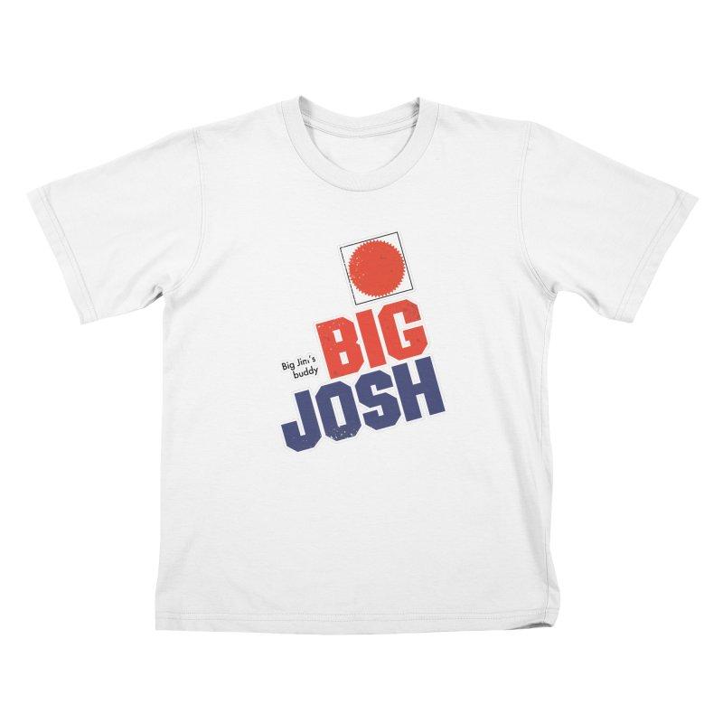 Big Josh Kids T-Shirt by 21 Squirrels Brewery Shop
