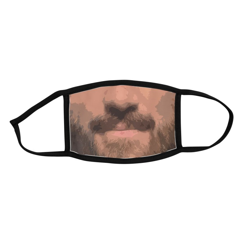 Josh Beard Face Mask Mask Accessories Face Mask by 21 Squirrels Brewery Shop