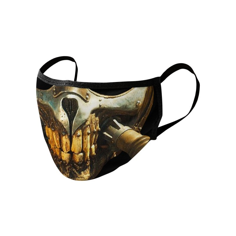 Bad Teeth Breather Mask Mask Accessories Face Mask by 21 Squirrels Brewery Shop