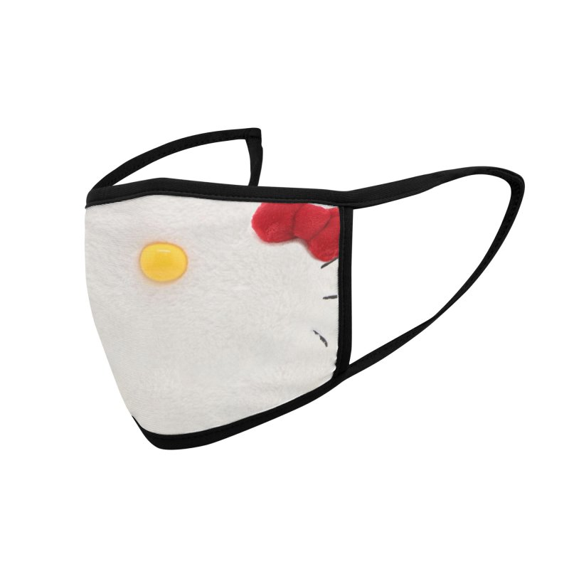 Howdy Cat! Accessories Face Mask by 21 Squirrels Brewery Shop