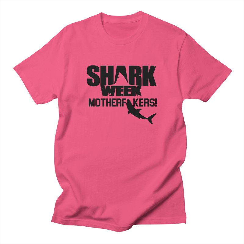 Big Gretch Shark Week Mother Fers Men's T-Shirt by 21 Squirrels Brewery Shop