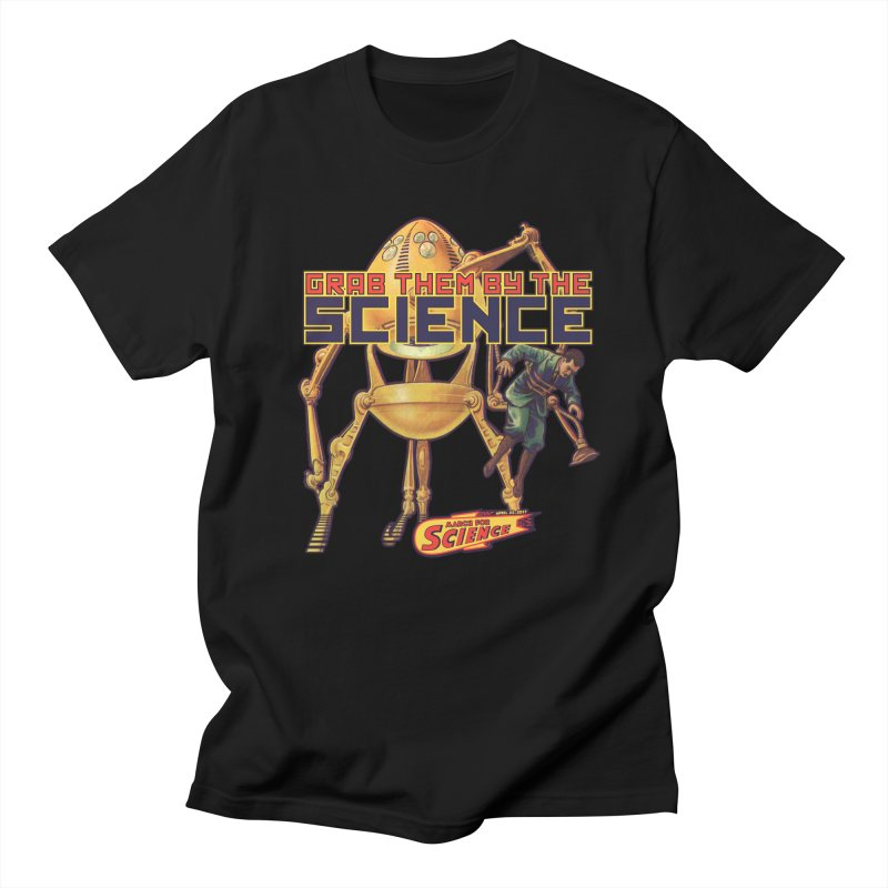 March for Science - Grab them by the Science   by 21 Squirrels Brewery Shop