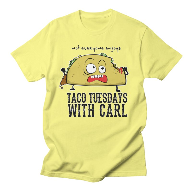 Not everyone enjoys Taco Tuesdays Men's T-Shirt by 21 Squirrels Brewery Shop