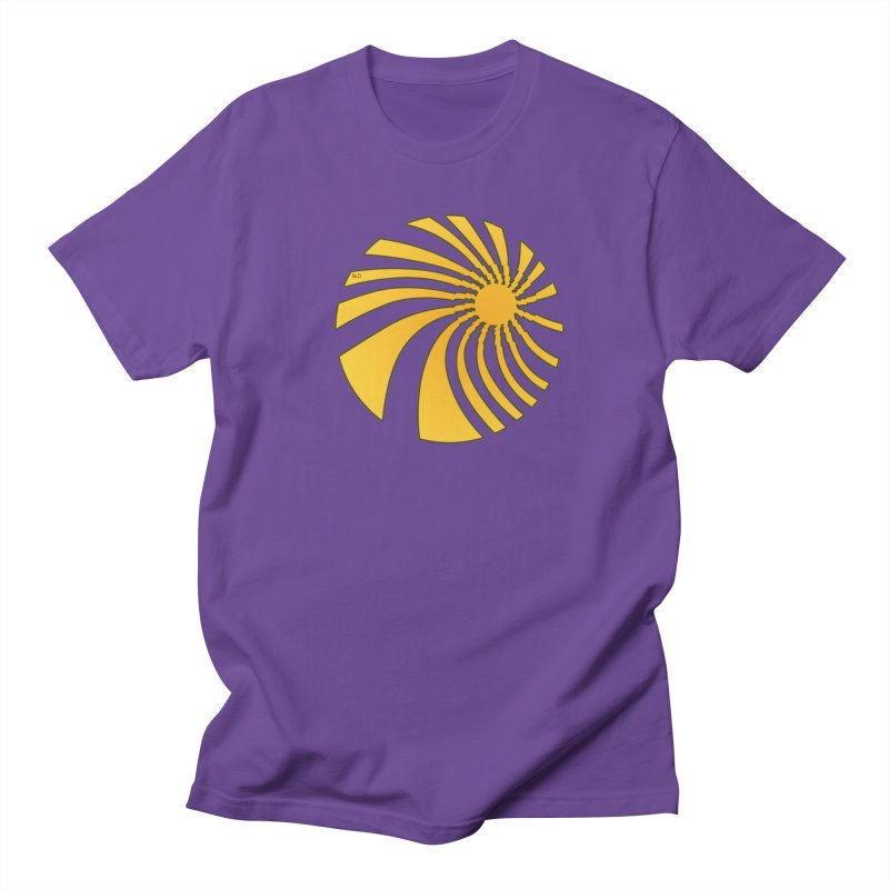 No. 21 Swirl Men's T-shirt by 21 Squirrels Brewery Shop
