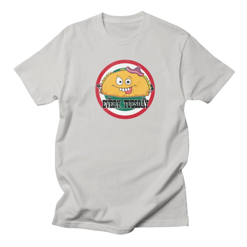 Every Tuesday Men's T-shirt by 21 Squirrels Brewery Shop