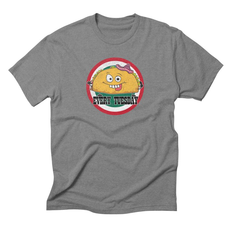 Every Tuesday Men's Triblend T-shirt by 21 Squirrels Brewery Shop