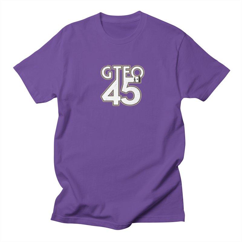 GTFO45 Women's Regular Unisex T-Shirt by 21 Squirrels Brewery Shop