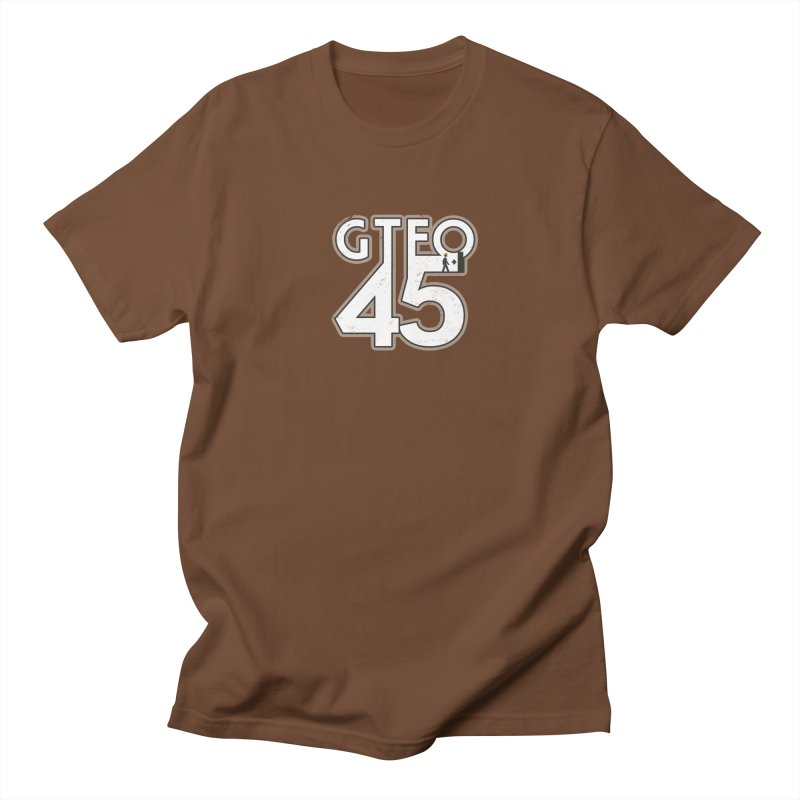 GTFO45 Women's Unisex T-Shirt by 21 Squirrels Brewery Shop