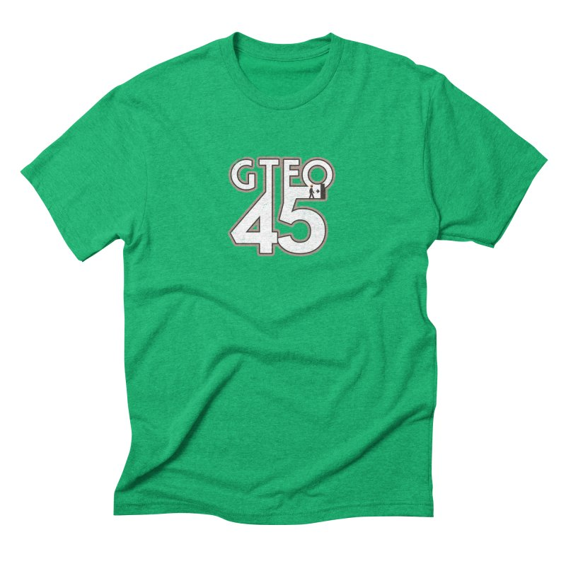 GTFO45 Men's Triblend T-shirt by 21 Squirrels Brewery Shop