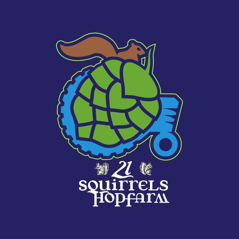 21 Squirrels Hopfarm Logo by 21 Squirrels Brewery Shop