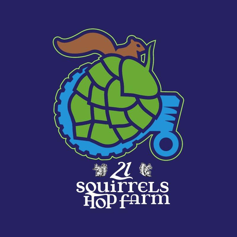 21 Squirrels Hop Farm None  by 21 Squirrels Brewery Shop