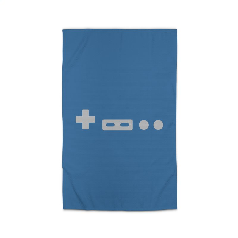 Minimal Controller Home Rug by 21 Squirrels Brewery Shop