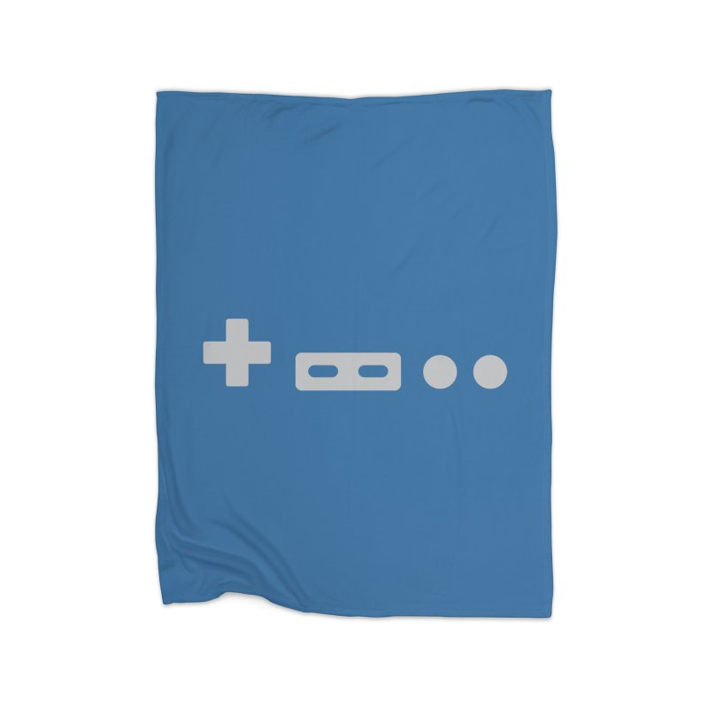 Minimal Controller Home Blanket by 21 Squirrels Brewery Shop