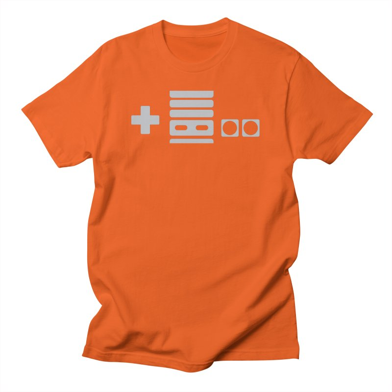 Minimal Controller Alt Men's T-Shirt by 21 Squirrels Brewery Shop