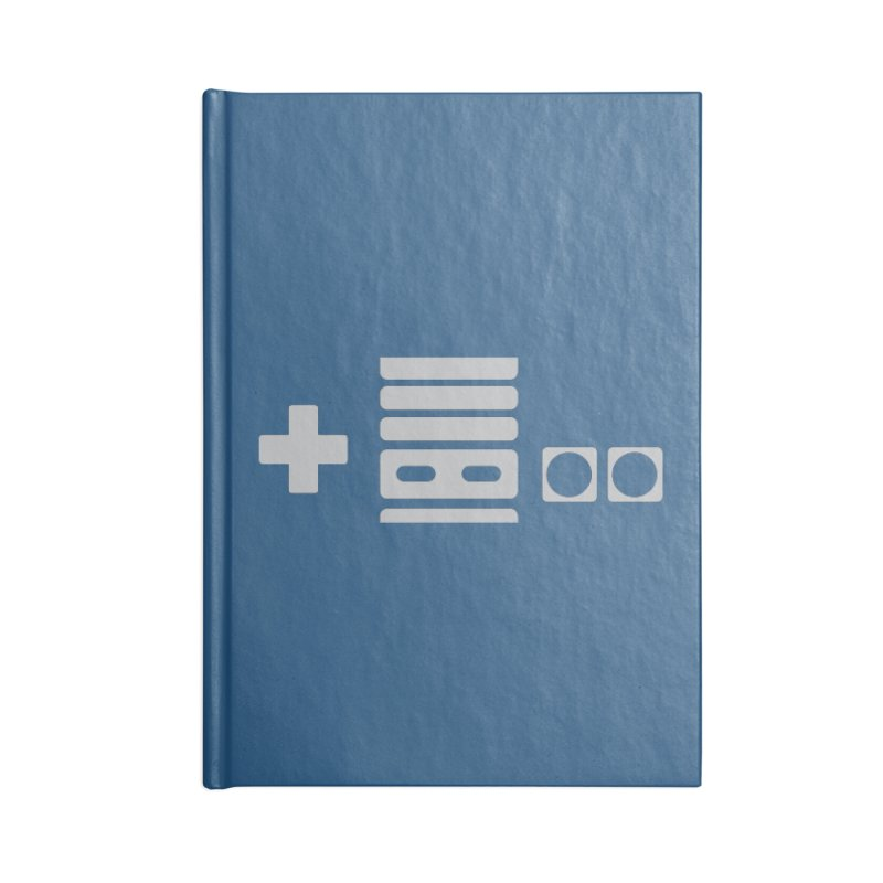 Minimal Controller Alt Accessories Notebook by 21 Squirrels Brewery Shop