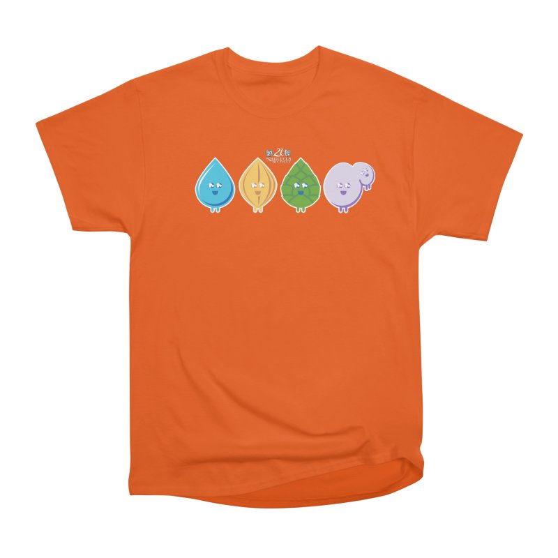 21 Squirrels Happy Ingredients Men's Classic T-Shirt by 21 Squirrels Brewery Shop